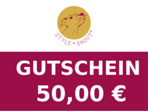 Gutschein im Wert von 50,00 €